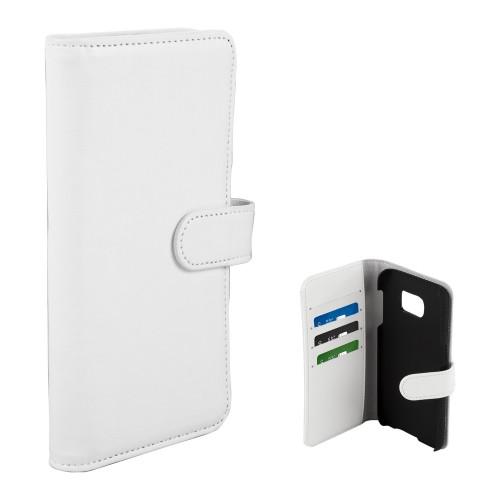 Champion Wallet Case Vit PU Galaxy S7
