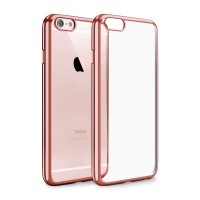 Champion Frame Cover Rosa iPhone 6/6S
