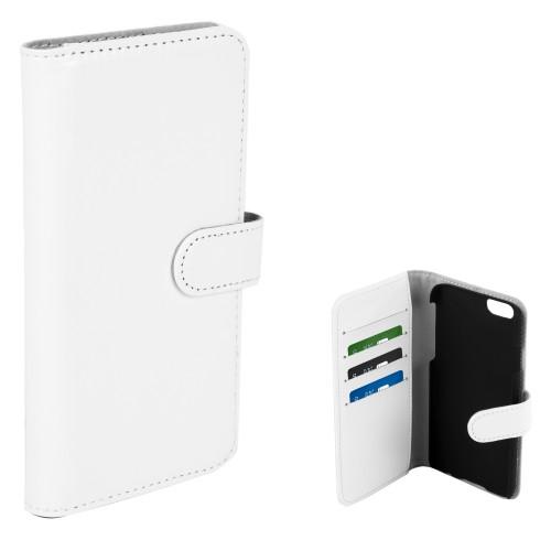 Champion Wallet Case Vit PU iPhone 7/8