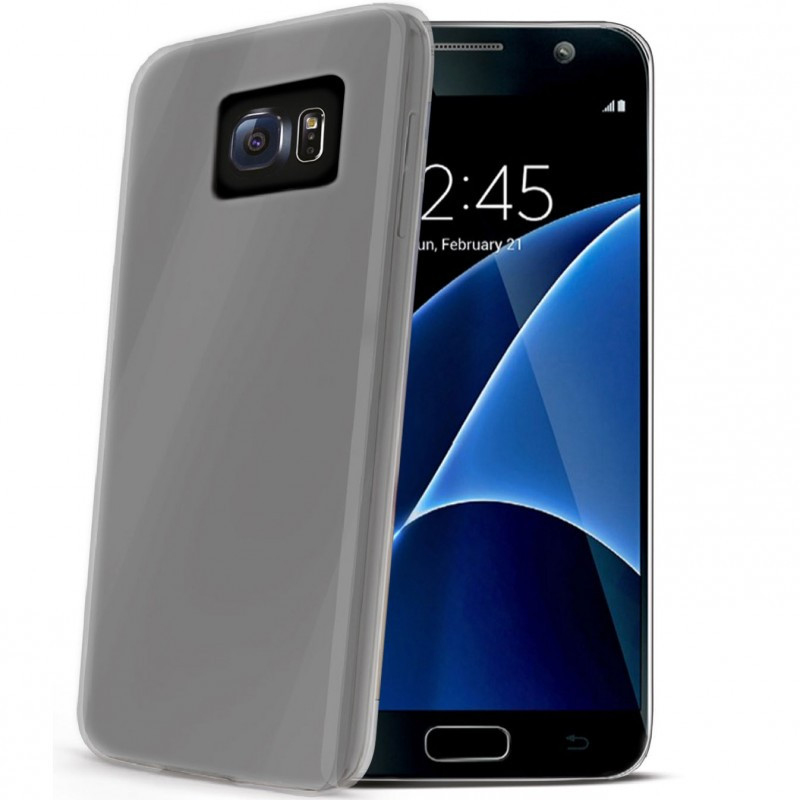Celly Gelskin TPU Cover A5 2017 Tr
