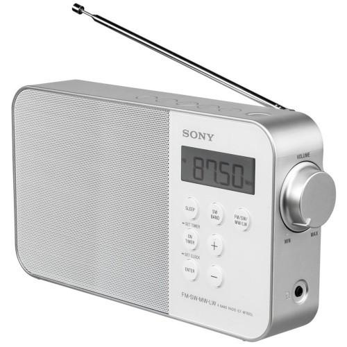 Sony Radio FM/SW/MW/LW Vit
