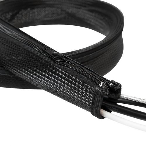 LogiLink Kabelgömma FlexWrap Zipper 2m