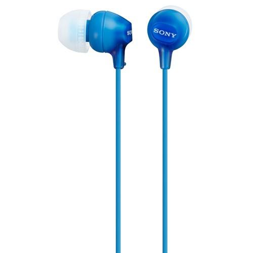 Sony Hörlurar in-ear MDR-EX15 Blå