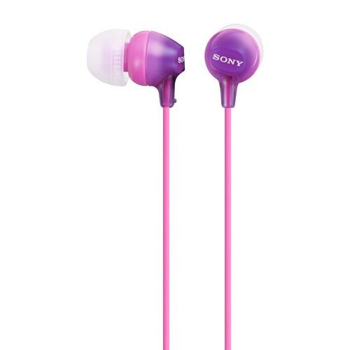 Sony Hörlurar in-ear MDR-EX15 Rosa