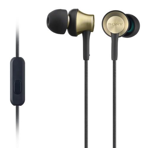 Sony Headset inear MDR-EX650AP Guld