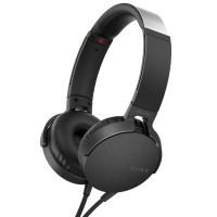 Sony Headset MDR-XB550AP Svart