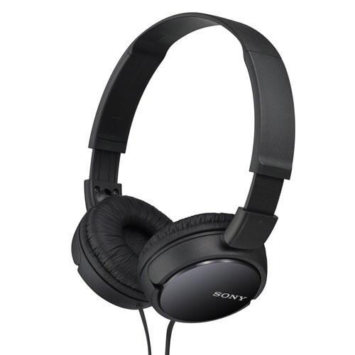 Sony Hörlurar MDR-ZX110 Svart
