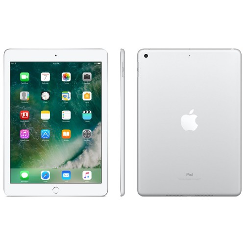 Apple iPad 128GB Wi-Fi Silver