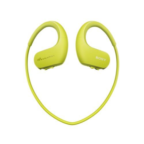 Sony SPORT Walkman 4GB Yellow/Lime