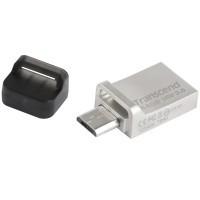 Transcend USB 3.0-minne Dual 880S  64GB