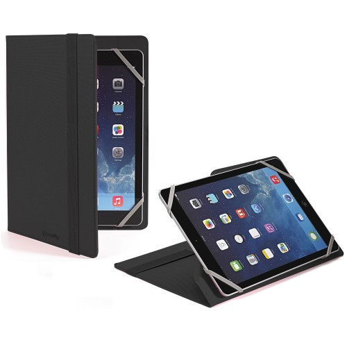 """Celly Universal Tablet Case 9-10"""" Sv"""
