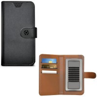 "Celly Universal Wallet XL 4,5-5"" Sv"