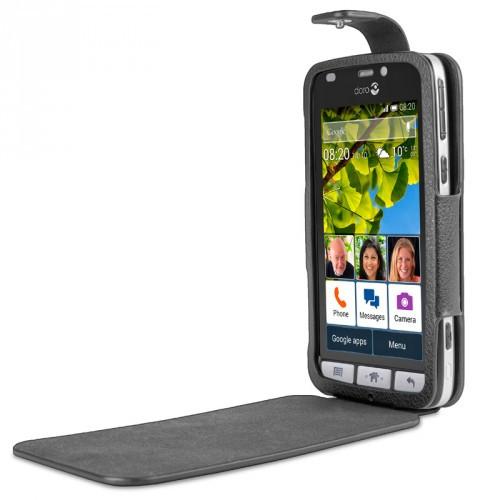 Doro Flip Cover 820 Black