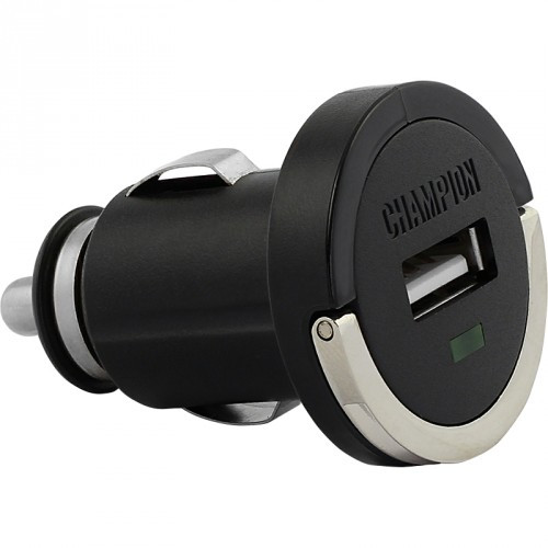 Champion USB Ladd. 12/24V 2.1A 25-pack