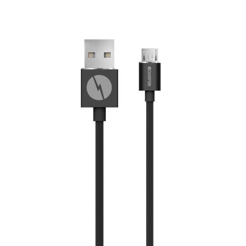 Champion Micro-USB kabel Premium Sv 2m