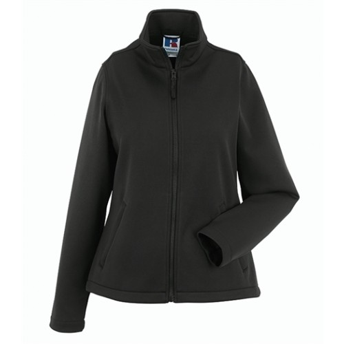 Russell Ladies Smart Soft Shell Jacket Black