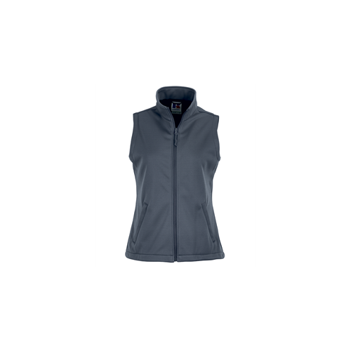 Russell Ladies Smart Soft Shell Gillet Convoy Grey
