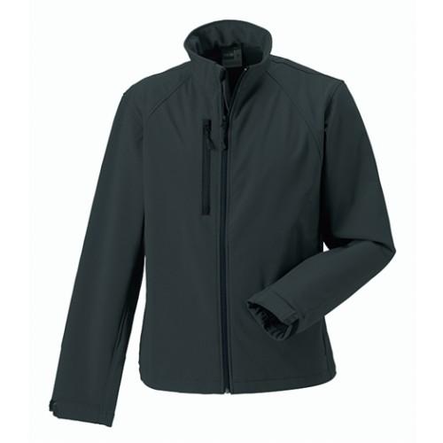 Russell Soft Shell Jacket Titanium