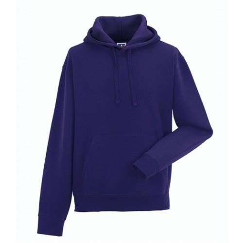 Russell Authentic Hood Sweat Purple