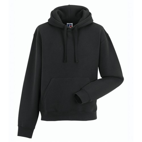 Russell Authentic Hood Sweat Black