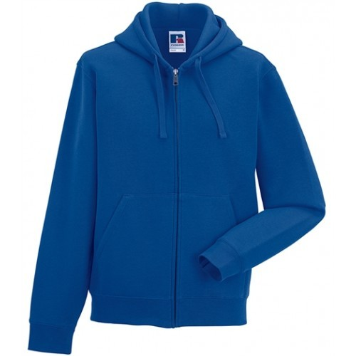 Russell Authentic Zipped Hood Bright Royal