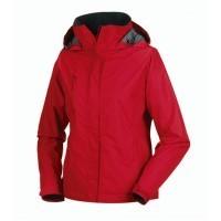 Ladie´s HydraPlus 2000 Jacket Classic Red