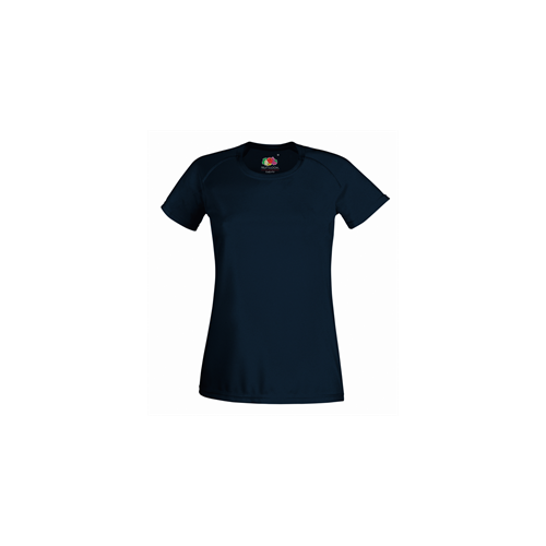 Fruit of the loom Lady Fit Performance T Deep Navy