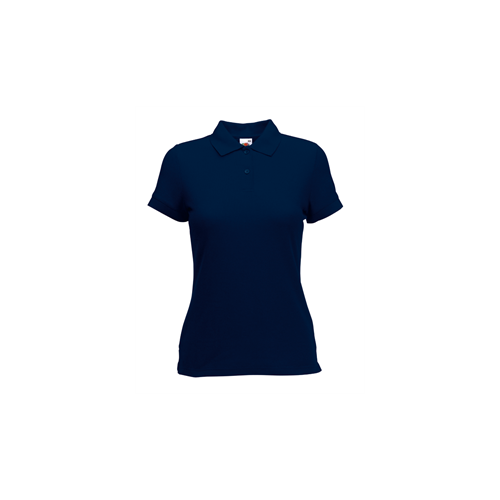Fruit of the loom Lady Fit 65/35 Polo Deep Navy