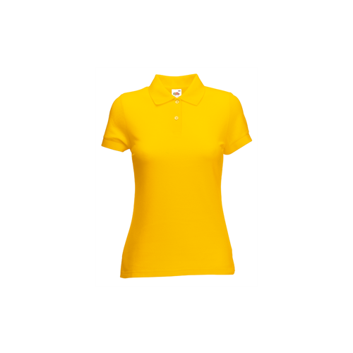Fruit of the loom Lady Fit 65/35 Polo Sunflower