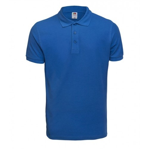 Fruit of the Loom Premium Polo Royal Blue
