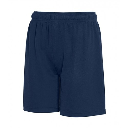 Fruit of the Loom Kids Performance Shorts Deep Navy