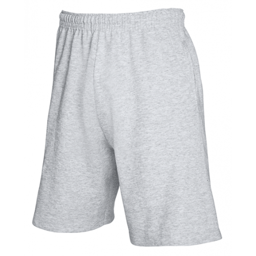 Fruit of the loom Lightweight Shorts Heather Grey
