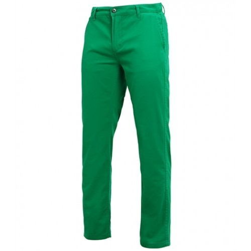 Asquith Mens Classic Fit Chino Regular Kelly Green