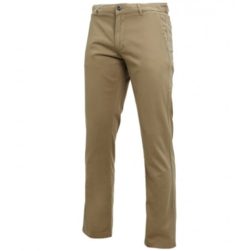 Asquith Mens Classic Fit Chino Tall Khaki