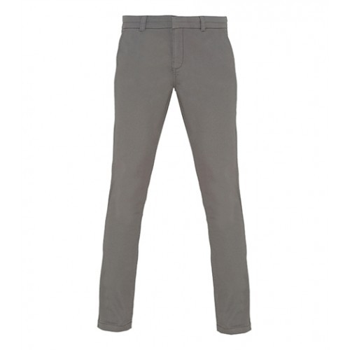 Asquith Womens Classic Fit Chino Slate