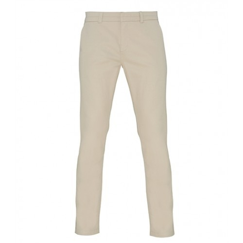 Asquith Womens Classic Fit Chino Natural