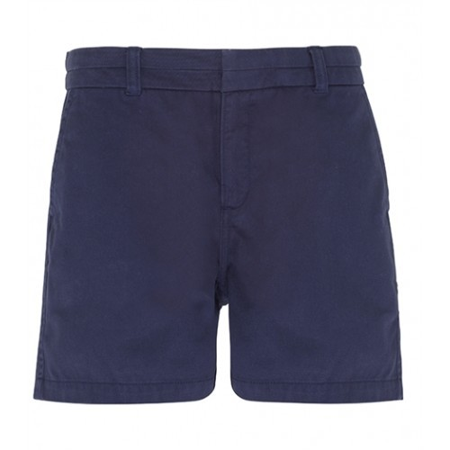 Asquith Womens Classic Fit Short Navy