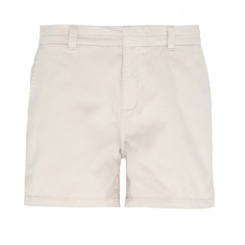 Asquith Womens Classic Fit Short Natural