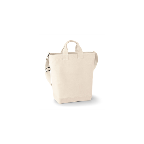 Westford Mill Canvas Day Bag Natural