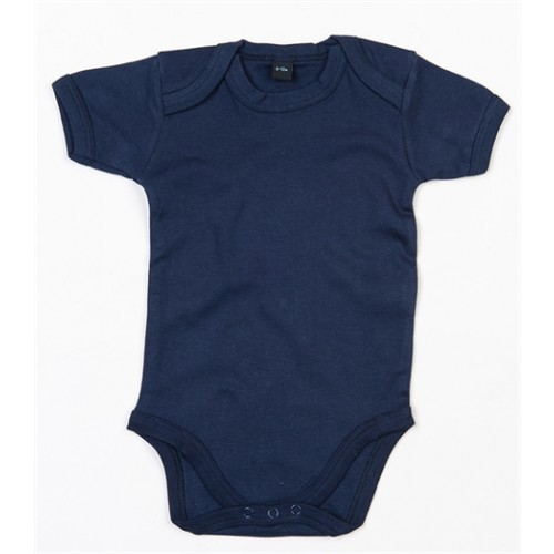 Babybugz Baby Bodysuit Nautical Navy