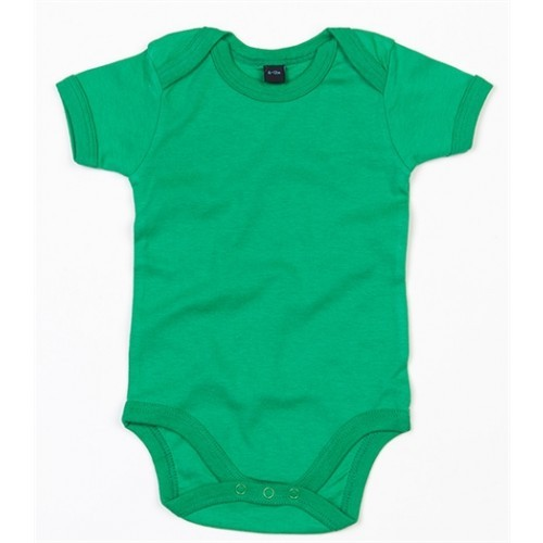 Babybugz Baby Bodysuit Kelly Green