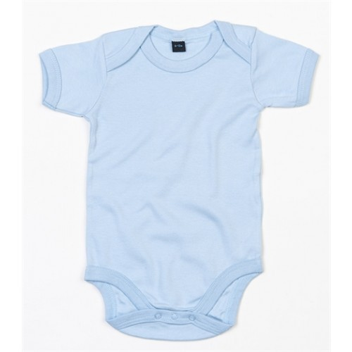 Babybugz Baby Bodysuit Dusty Blue