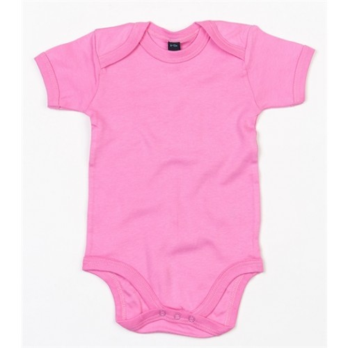 Babybugz Baby Bodysuit Bubble Gum Pink