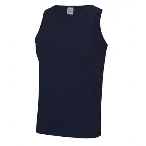 Just Cool Cool Vest T French Navy