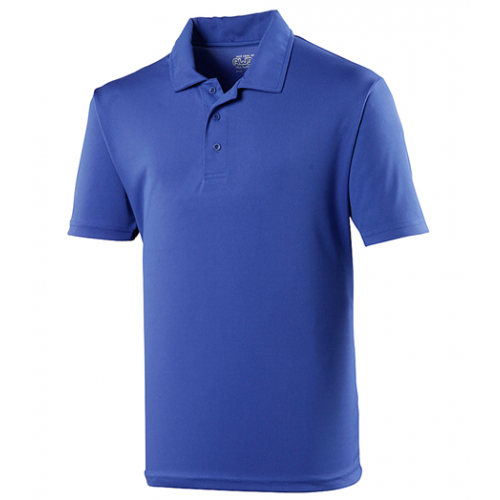 Just Cool Cool Polo Royal Blue