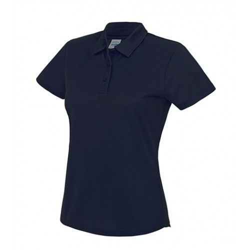 Just Cool Girlie Cool Polo French Navy