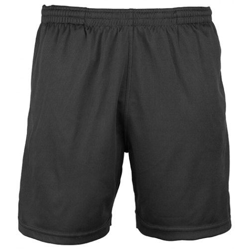 Just Cool Cool Shorts Jet Black