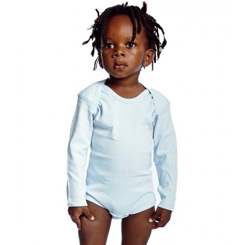 Label Free Baby Body Long Sleeve Black