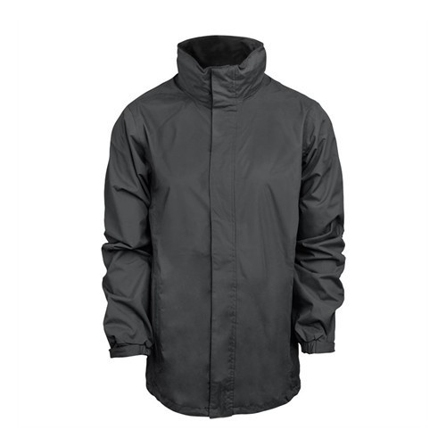 standout Ardmore Waterproof Shell Jacket Seal Grey/Black