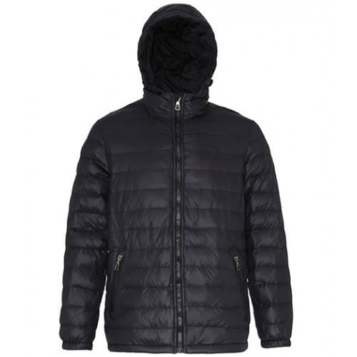 2786 Men's Padded Jacket Black